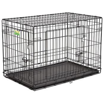 Contour Double Door Dog Crate 36″