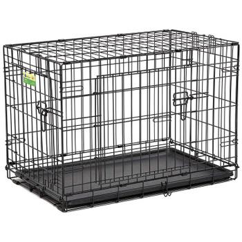 Contour Double Door Dog Crate 30″