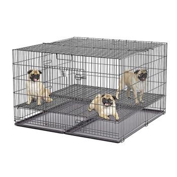 48″ Puppy Playpen (1/2″GRID)