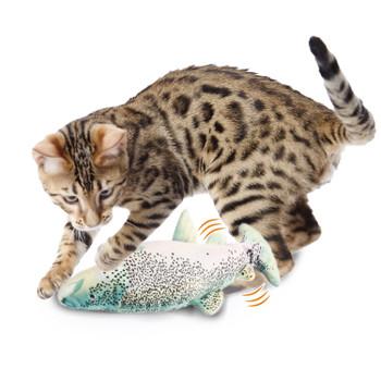 JITTERING FISH TROUT