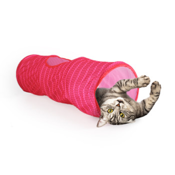 MODERN CAT TUNNEL - PINK