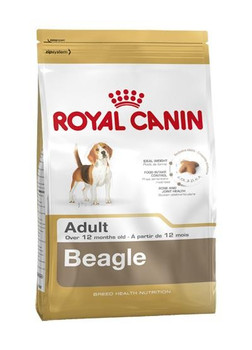 Complete feed for dogs - Specially for adult and mature Beagles - Over 12 months old