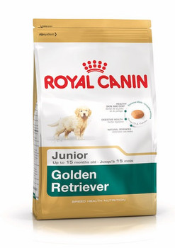 Complete feed for dogs - Specially for Golden Retriever puppies up to 15 months old