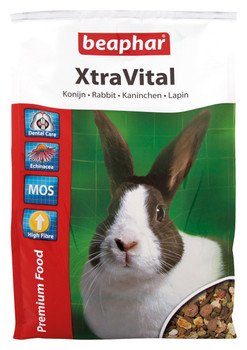 XTRAVITAL RABBIT FEED 2.5 KG