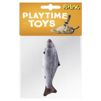 CATNIP FISH - TROUT 10CM