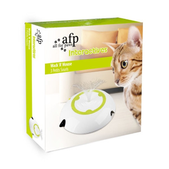 INTERACTIVE CAT WACK 'A' MOUSE