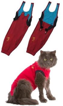 CAT MEDICAL SHIRT XS
