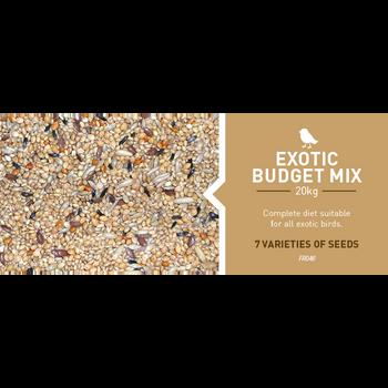 EXOTIC BUDGET MIX 20 KG