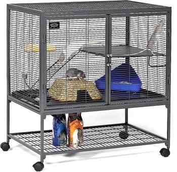 Critter Nation (Small Animal Habitat for Rats,Ferrets)