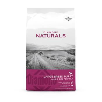 Diamond Naturals Large Breed Puppy Lamb & Rice Formula