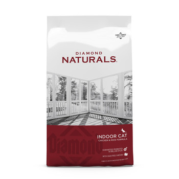 Diamond Naturals Indoor Cat Chicken & Rice Formula
