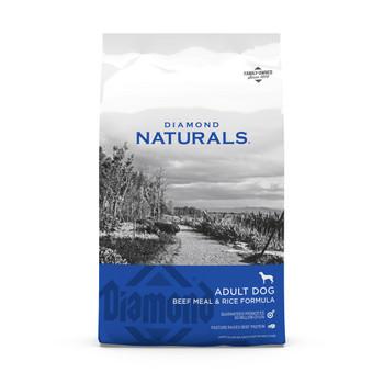 Diamond Naturals Adult Dog Beef Meal & Rice Formula