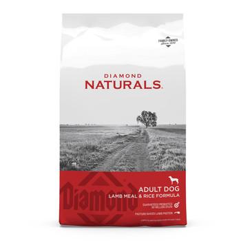 Diamond Naturals Adult Dog Lamb Meal & Rice Formula