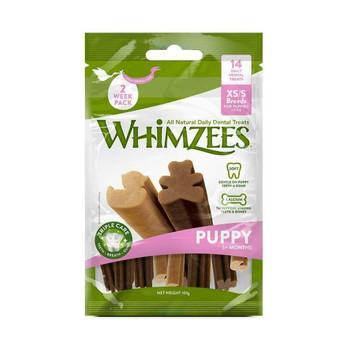 Whimzees Puppy Stix XS/S (14 Pcs)