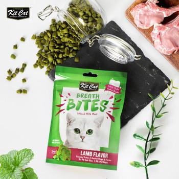 Kit Cat Breath Bites Lamb Flavor 60g