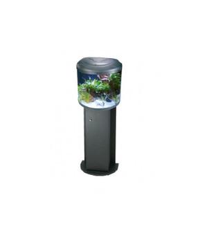 Boyu Half Moon Aquarium Cabinet [BYG-86]-Black