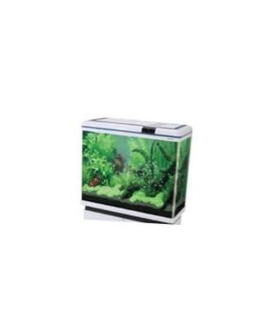 Boyu Aquarium 81.5x38.5x61.5cm[XF800]-White-128L(Without Cabinet)