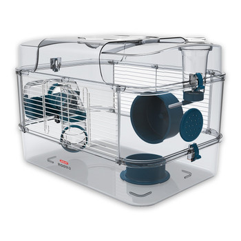 RODY 3 SOLO RODENT CAGE - BLUE