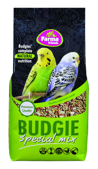 BUDGIE SPECIAL MIX - 1 KG