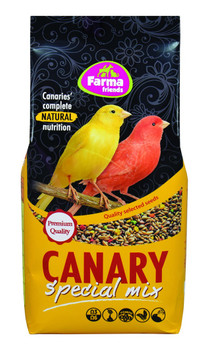 CANARY SPECIAL MIX - 1 KG