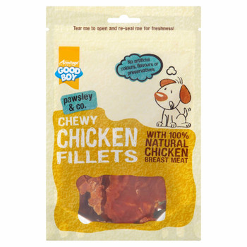 Made with 100% natural human grade meat, are guaranteed to get dogs tail wagging
