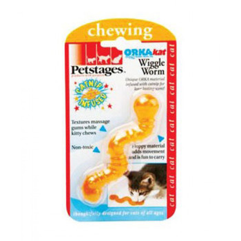 Petstages' Energizing Toys excite the senses of scent, sight and hearing to arouse and keep your cat's interest.