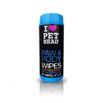 Cleans Paws, Face & Booty. Clean your pup's paws after walks, freshen up their face and wipe their booty. Hypoallergenic wipes keep your dog looking good and feeling great!
