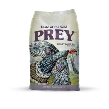 The fowl your cat's ancestors hunted didn't live in a cage, so neither do ours. Cage-free turkey is the main ingredient in this simple but satisfying limited ingredient diet. 98% of protein comes from just two ingredients: 60% from turkey and 38% from lentils. Sunflower oil and carefully selected vitamins and minerals round out this complete diet, while guaranteed probiotics help support digestion. A limited ingredient diet represents a simpler way of eating and more closely resembles the diet nature intended. Now you can give your cat the complete nutrition she needs and a taste she craves, without the hunt.