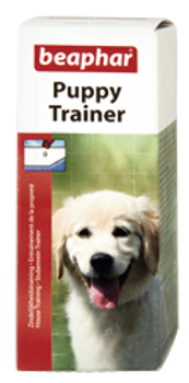 Puppy Trainer helps to house-train puppies and can help break undesirable habits. We recommend the use of this product in combination with the Beaphar Puppy Pads.