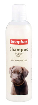 Specilally formulated for puppies sensitive skin