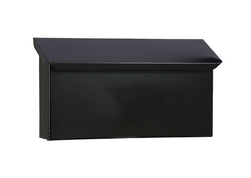 Mailbox - Extra Large Horizontal Wall Mount