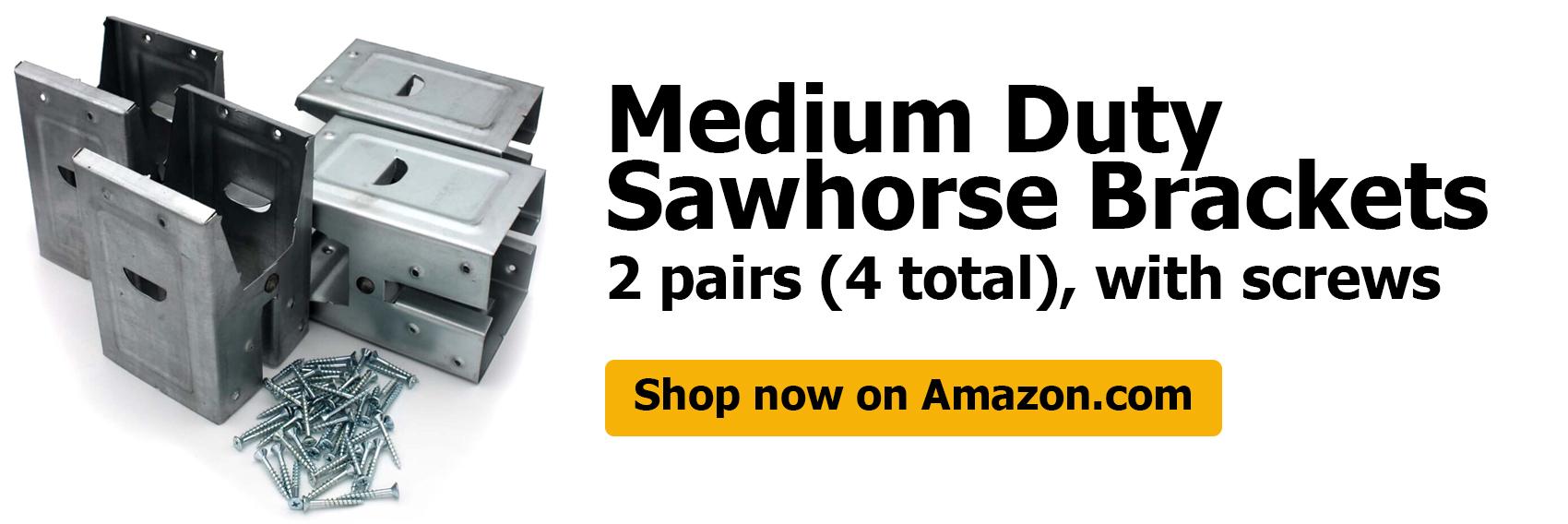 medium_duty_sawhorse_brackets_galvanized_2_pairs_4_total_with_screws_shop_buy_on_amazondotcom