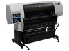 "HP DesignJet T7100 42"" Wide Format plotter"
