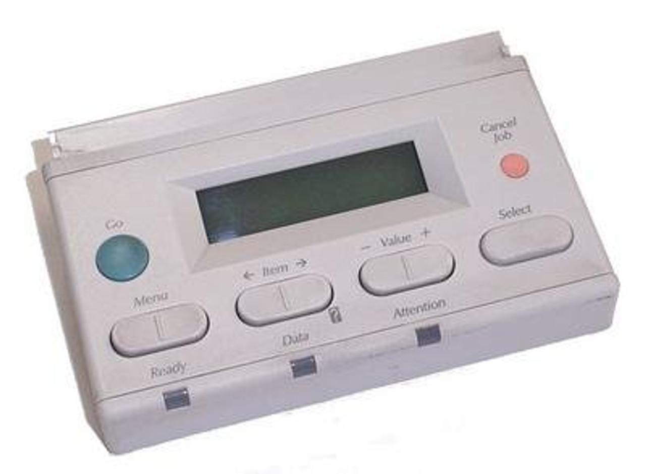 HP LaserJet 8000/8100/8150 Display Panel RG5-5268