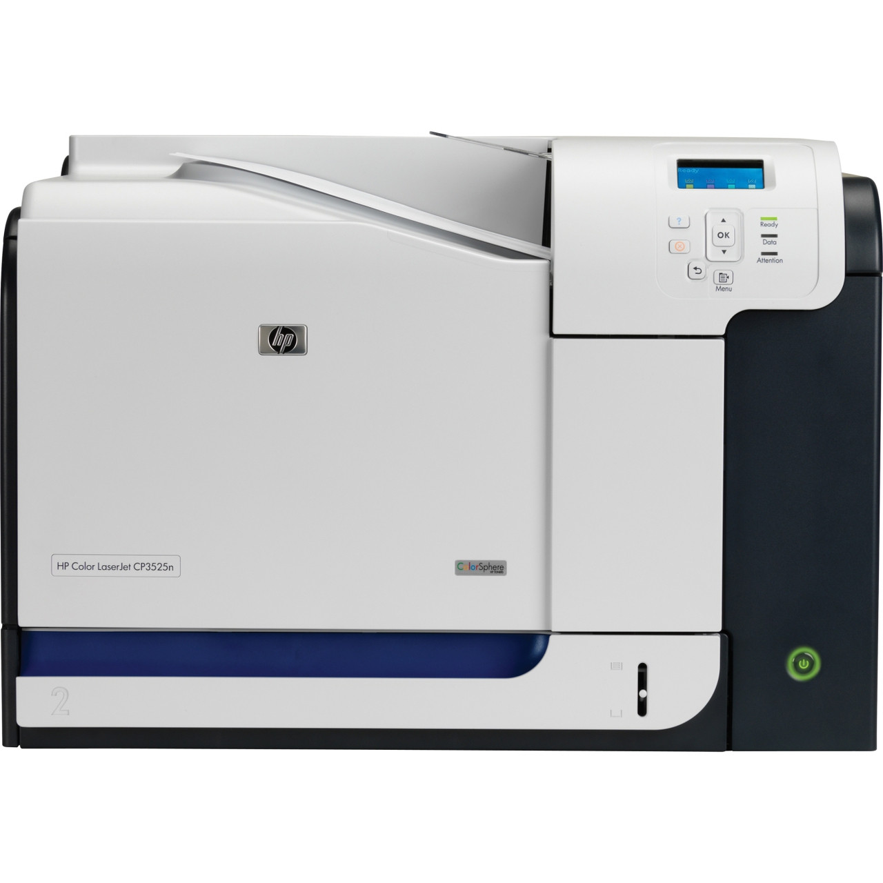 HP Color LaserJet CP3525n - CC469A - HP Laser Printer for sale
