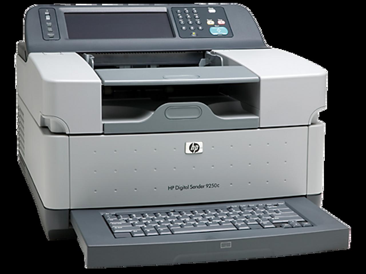 HP Digital Sender 9250c - 600 dpi x 600 dpi -Document scanner