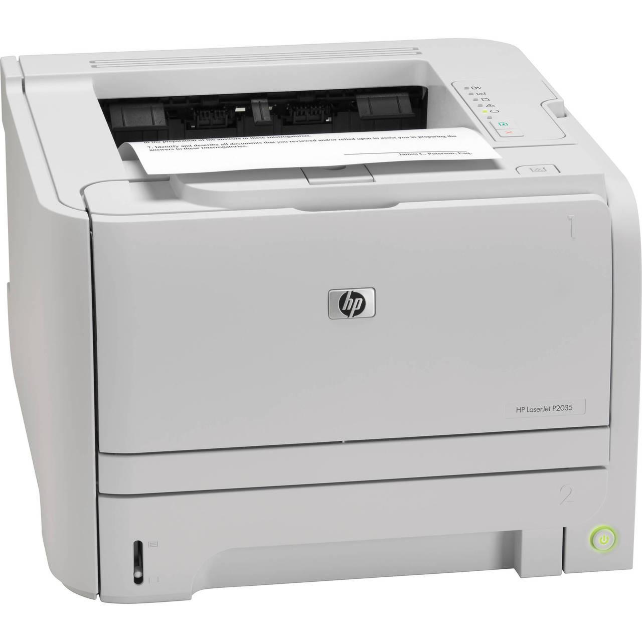 HP LaserJet P2035 - CE461A - HP Printer 2035 for sale
