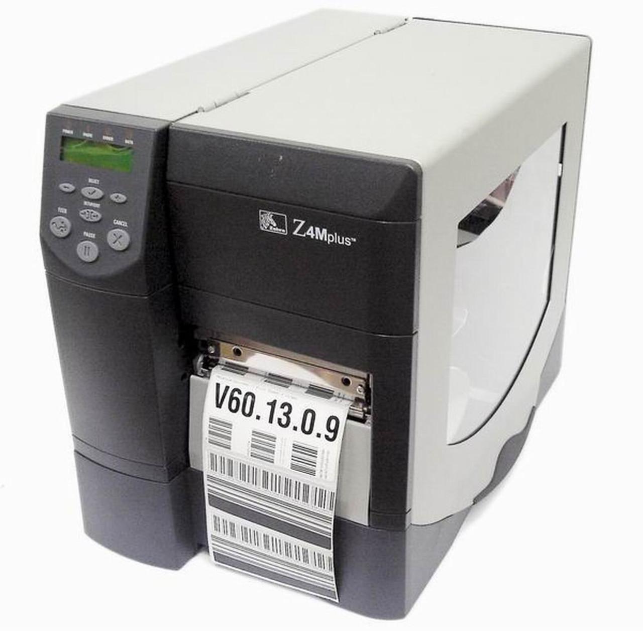 Zebra Z Series Z4Mplus Thermal Printer