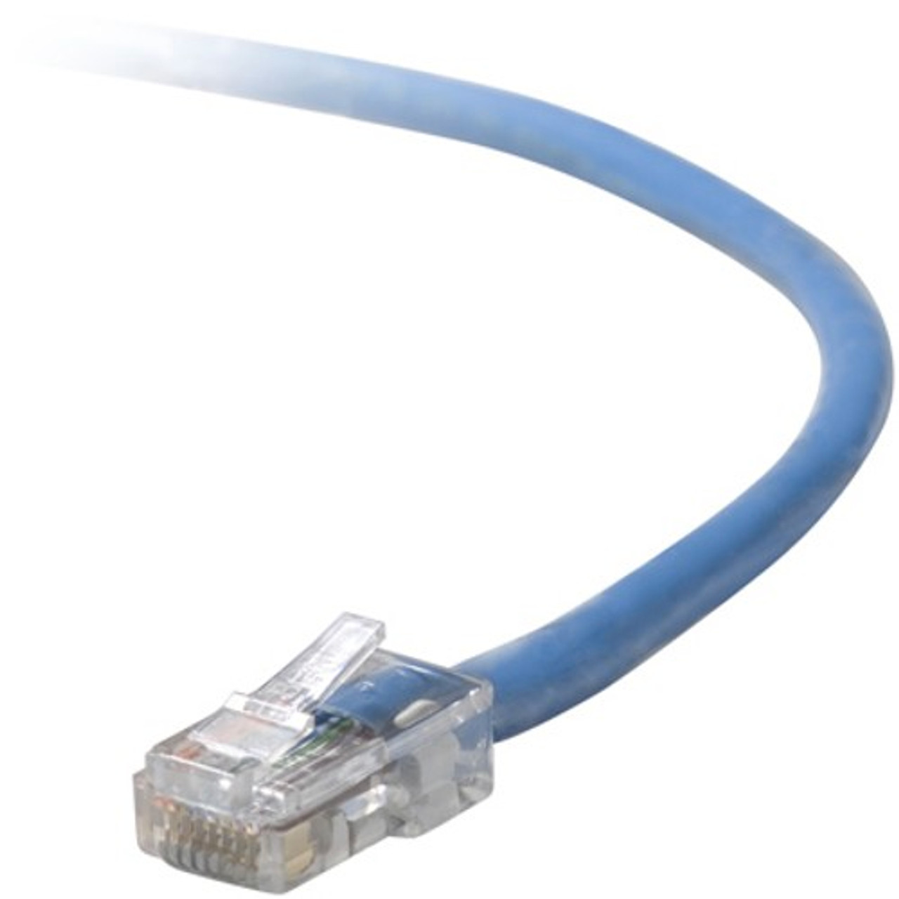 Belkin Patch CAT 5e  RJ-45 Cable Blue Patch Cable 15ft