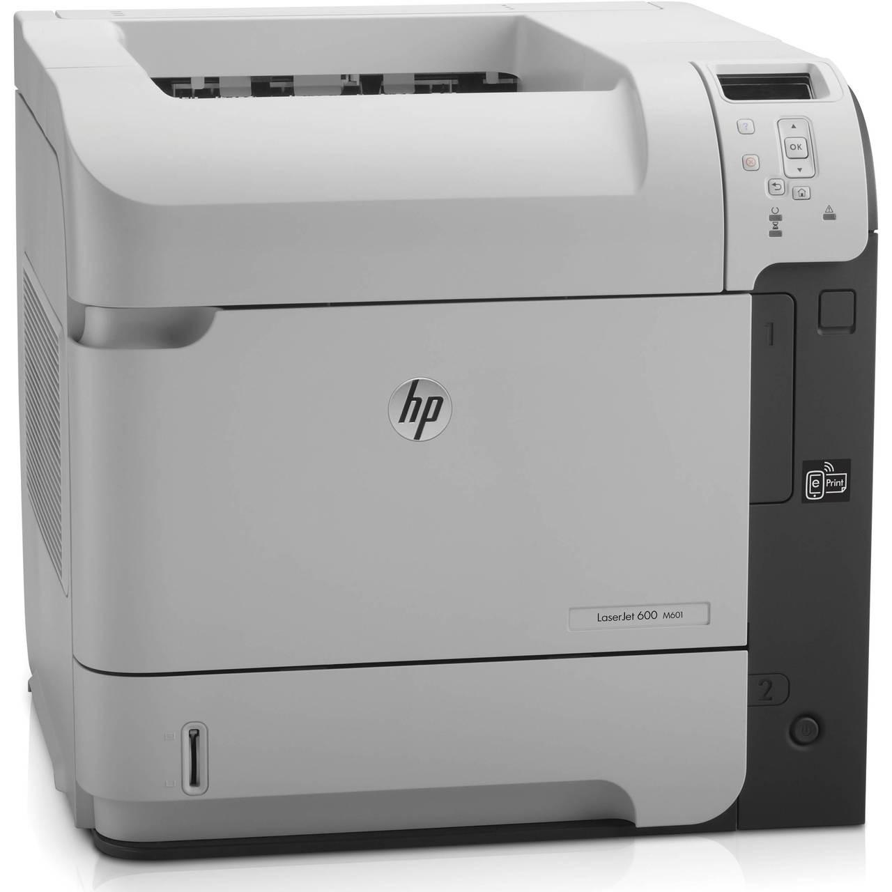HP LaserJet 600 m601n - ce989a - HP Laser Printer for sale