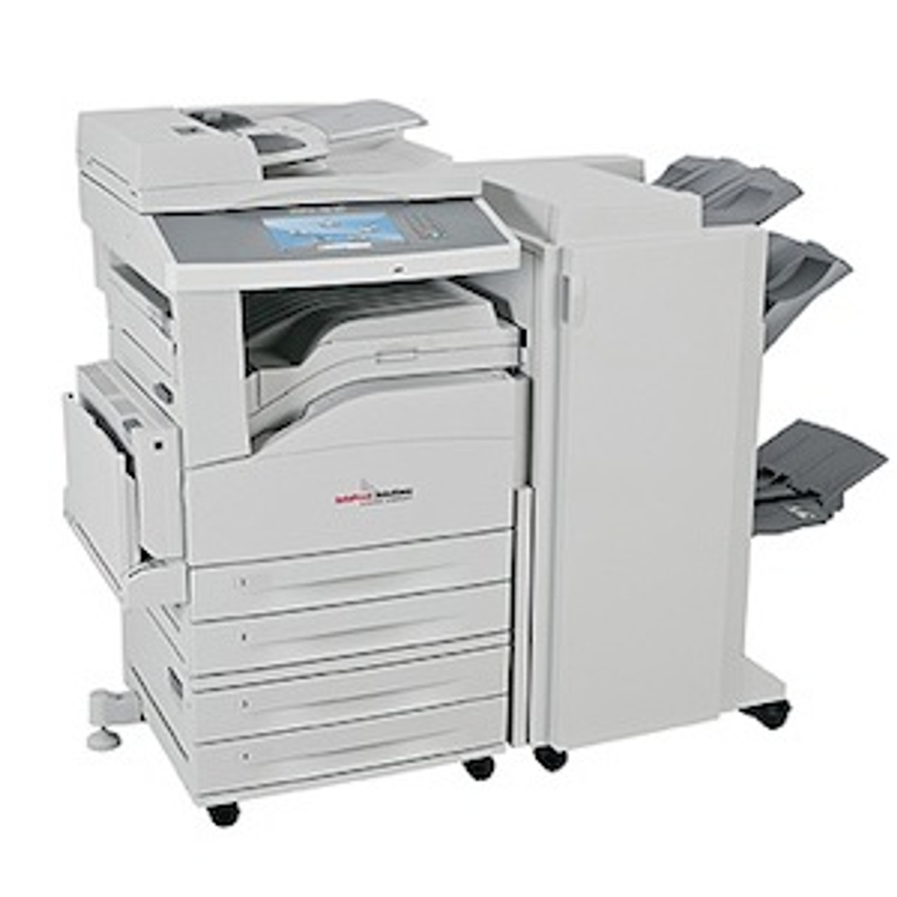 IBM Infoprint 1580 MFP - Printer/copier/fax/scanner