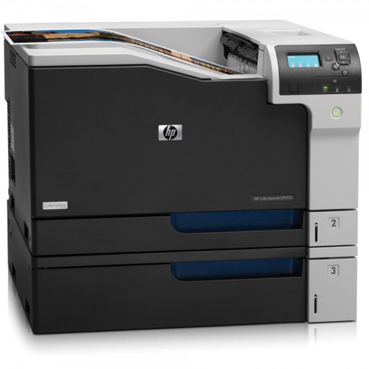 HP Color LaserJet CP5525N - CE707A - HP Laser Printer for sale