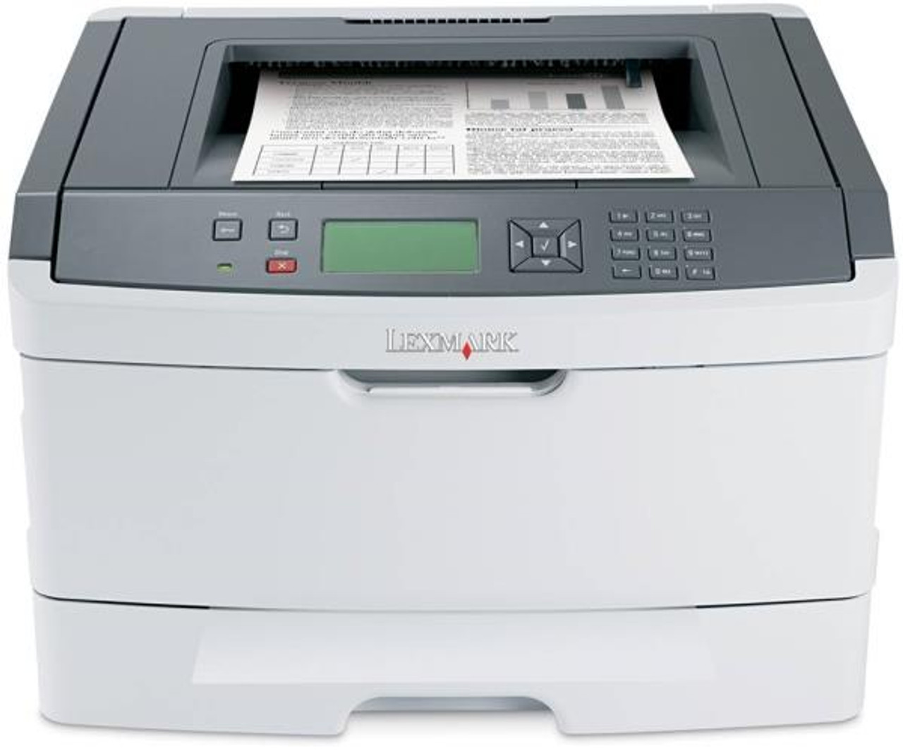 Lexmark E460dn - 34S0700 - Lexmark Laser Printer for sale
