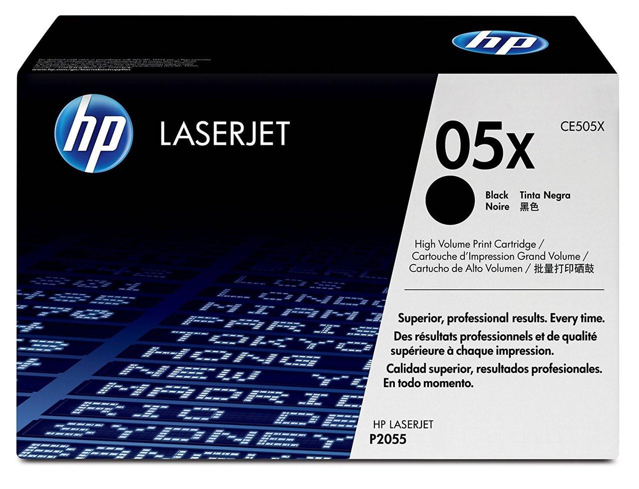 HP P2055 Toner Cartridge New - HP OEM