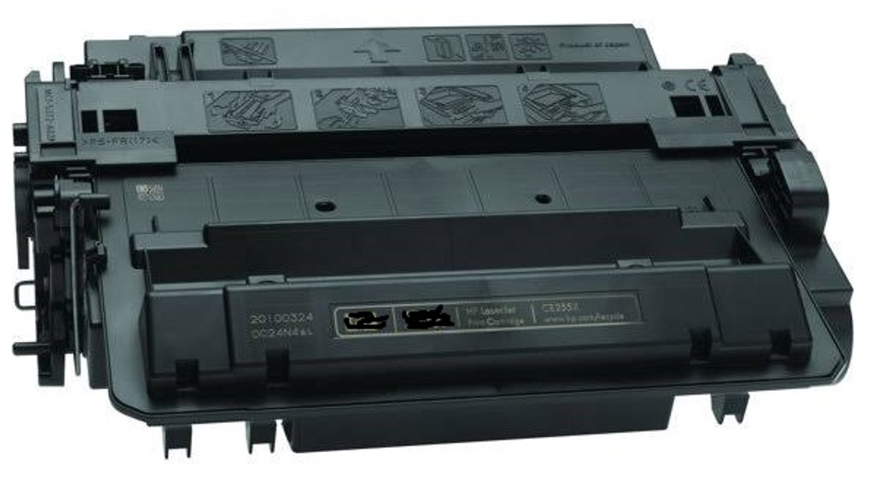 HP LJ Enterprise M525f MFP with TONER