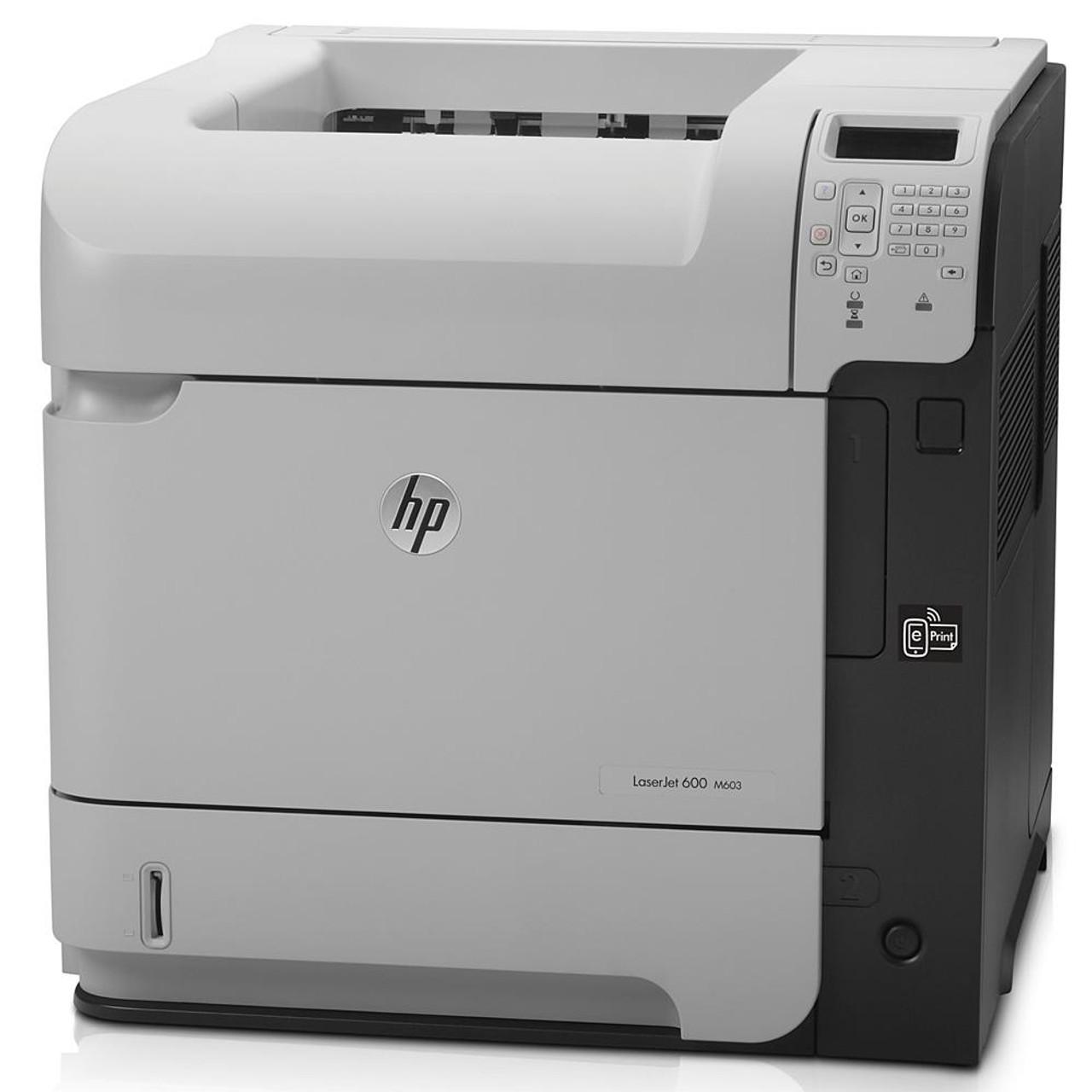 HP LaserJet Enterprise 600 M603DN - CE995A#BGJ - HP Laser Printer for sale