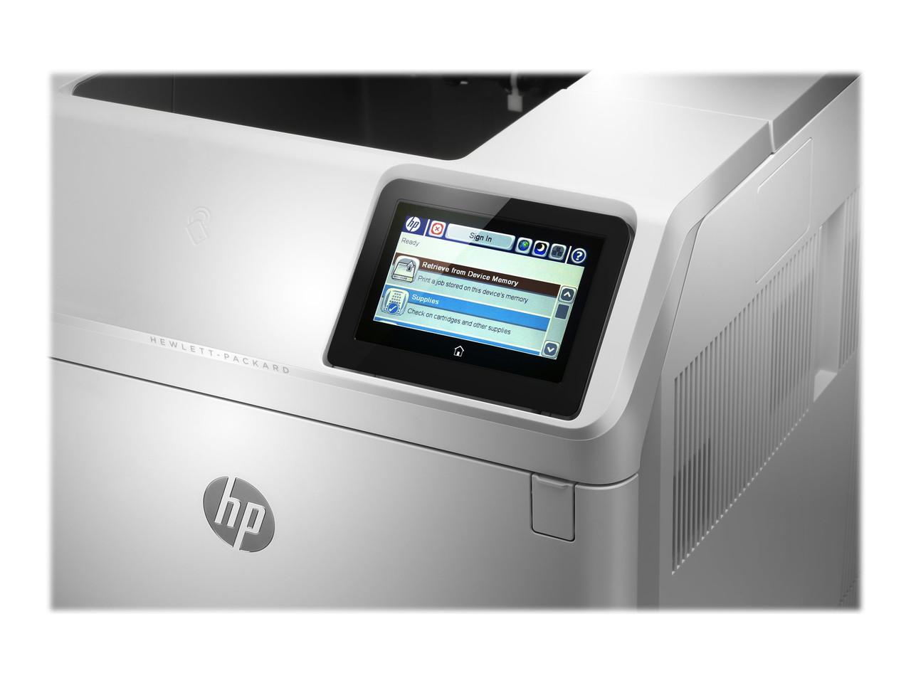 HP LaserJet M605X Touch Screen- E6B71a - HP Laser Printer for sale