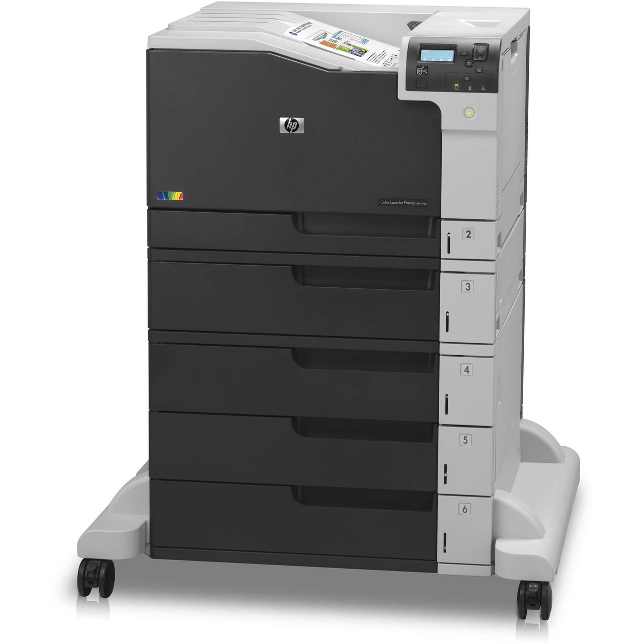 D3L10A  HP Color LaserJet Enterprise M750xh