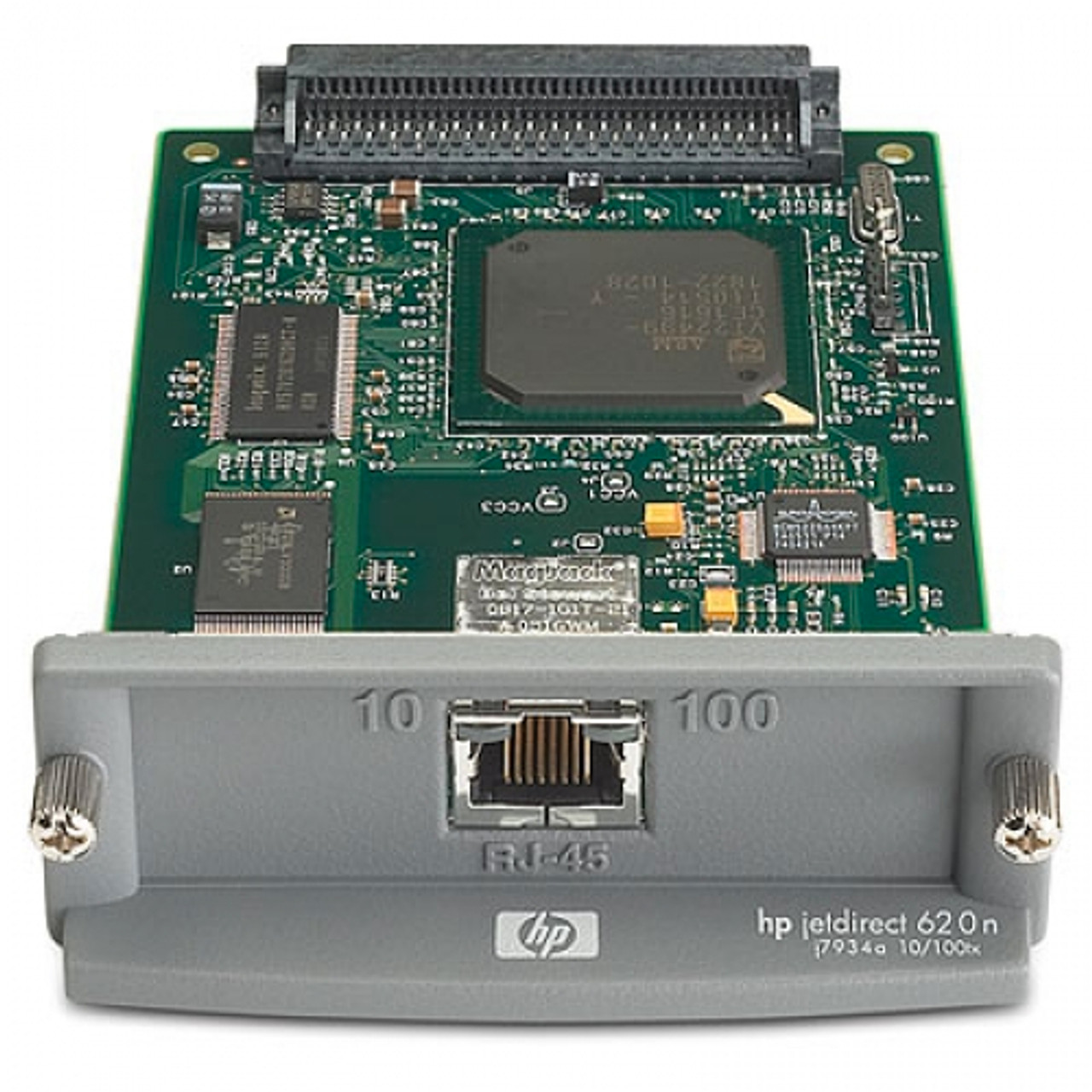 HP JetDirect 620n Ethernet Print server - EIO - Updated
