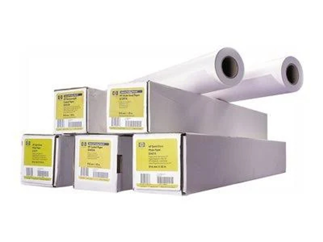 HP Universal Coated Paper (24in x 150ft) (Q1404B)
